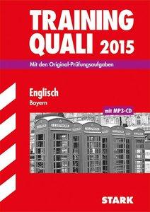 Abschluss-Prüfungsaufgaben Training Quali Englisch mit MP3-CD 20