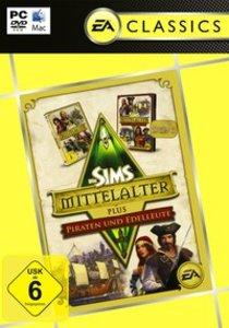 Die Sims - Mittelalter plus Piraten und Edelleute (Software Pyra
