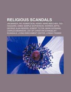 Religious scandals