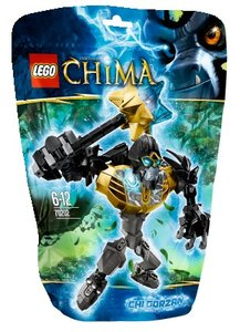 LEGO® Legends of Chima 70202 - Chi Gorzan