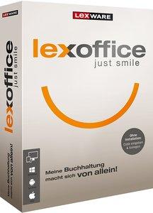 LEXOFFICE just smile - Buchhaltung für Selbstständige und Untern