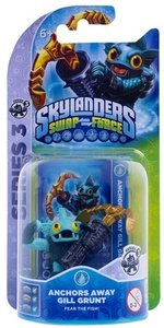 Skylander Swap Force - ANCHORS AWAY GILL GRUNT (Single Charakter