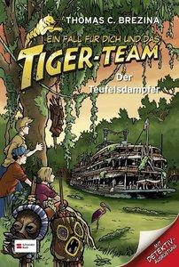 Ein Fall für dich und das Tiger-Team 09. Der Teufelsdampfer