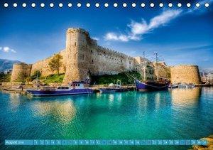 Zauberhaftes Zypern (Tischkalender 2016 DIN A5 quer)