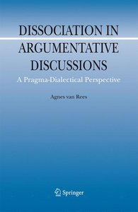 Dissociation in Argumentative Discussions