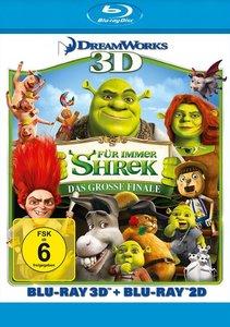 Shrek 4 - Für immer Shrek 2D & 3D