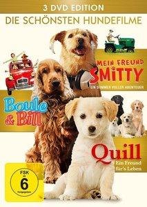 Die schönsten Hundefilme (Quill, Smitty, Boule & Bill)