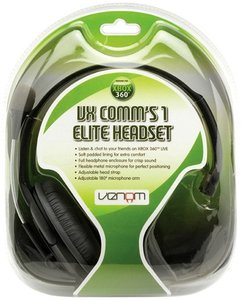 Venom - VX Comms Elite Headset - Kopfhörer für XBOX 360