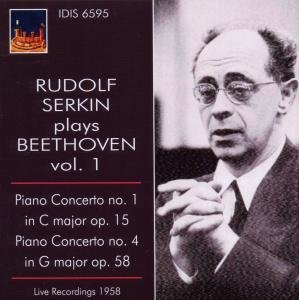 Serkin Spielt Beethoven Vol.1