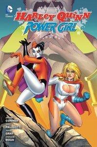 Power Girl & Harley Quinn
