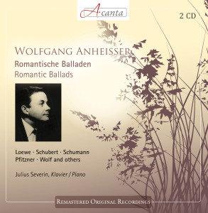 Wolfgang Anheisser: Romantische Balladen