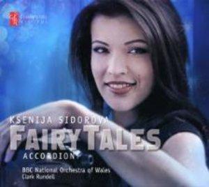 Fairy Tales-Werke für Akkordeon