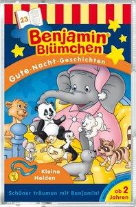 Benjamin Blümchen Gute-Nacht-Geschichten 23. Kleine Helden