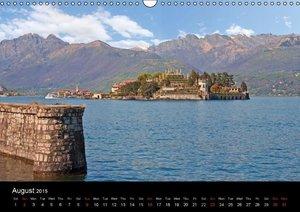 Lake Maggiore (Wall Calendar 2015 DIN A3 Landscape)