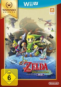 Nintendo Selects - The Legend of Zelda: The Wind Waker HD
