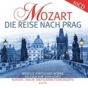Mozart - Die Reise nach Prag