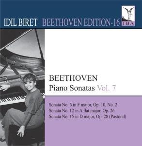 Klaviersonaten Vol.7