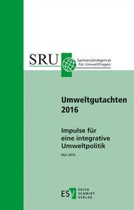 Impulse für eine integrative Umweltpolitik