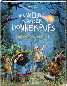 Der wilde Räuber Donnerpups (Bd. 2)