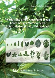 Variability and Grouping of Tree Leaf Traits in Multi-Species Re