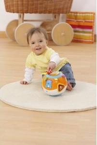 VTech Baby 80-047314 - Tanzende Musikkugel - zum Schließen ins Bild klicken
