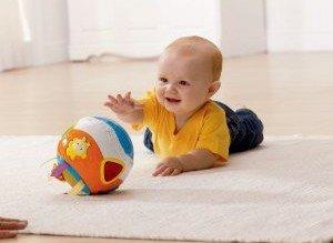VTech Baby 80-047314 - Tanzende Musikkugel