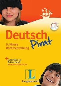 Deutschpirat 5. Klasse Rechtschreibung