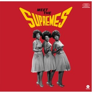 Meet The Supremes+4 Bonus Tracks