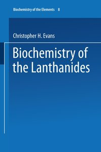 Biochemistry of the Lanthanides