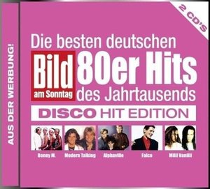 BAMS 80er - Disco