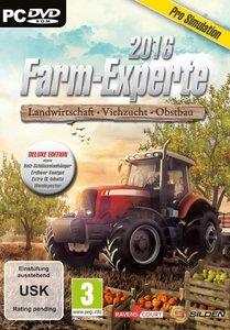 Farm-Experte 2016: Landwirtschaft - Viehzucht - Obstbau / Delux