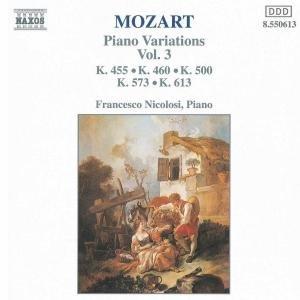 Klaviervariationen Vol.3