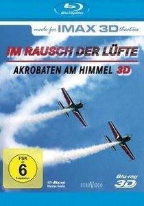 IMAX(R): Im Rausch der Lüfte 3D (Blu-ray 3D)