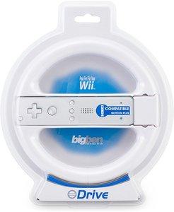Wii Drive - Lenkradm weiss
