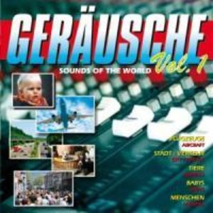 Geräusche Vol.1-Sounds Of The World