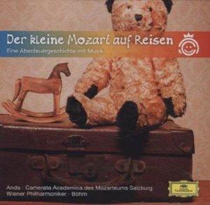 Der kleine Mozart auf Reisen (CC Kids)