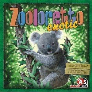 Abacusspiele 4092 - Zooloretto Exotic, Erweiterung