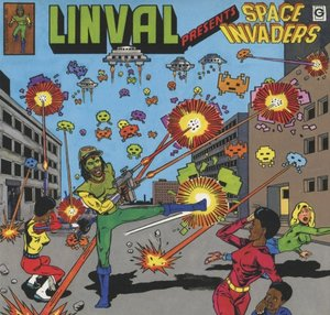 Linval Presents: Space Invaders (2CD Digipak)