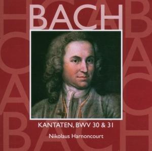 Kantaten Vol.10-BWV30 & 31