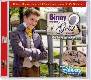 Disney - Binny und der Geist 08. Auf Pferd gekommen