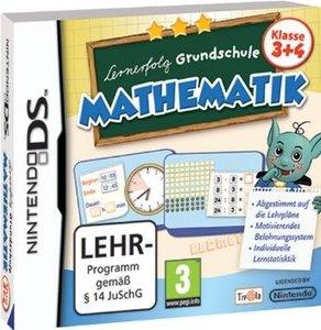 Lernerfolg Grundschule Mathe 3.+ 4. Klasse. Nintendo DS