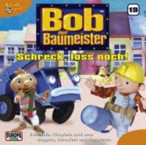 Bob, der Baumeister 19. Schreck, lass nach! CD
