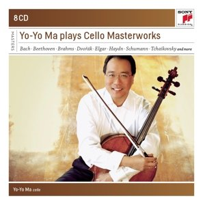 Yo-Yo Ma plays Concertos,Sonatas and Suites