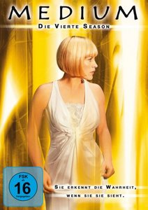 Medium - Season 4 (4 Discs, Multibox)