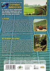 S1 Vietnam Und Die Waldbahn Von Alishan Taiwan