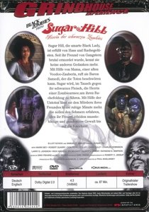 Black Zombies from Sugar Hill