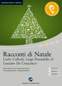 Racconti di Natale - Interaktives Hörbuch Italienisch