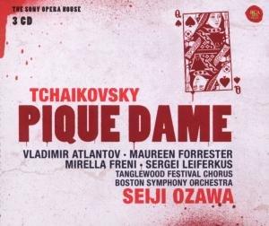 Pique Dame-Sony Opera House