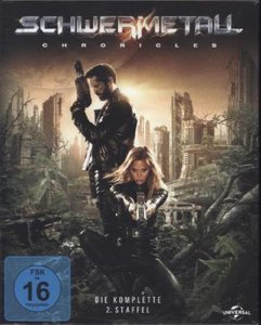 Schwermetall Chronicles - Staffel 2