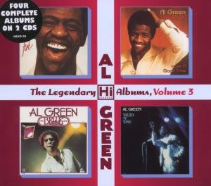 Legendary Hi Albums Vol.3